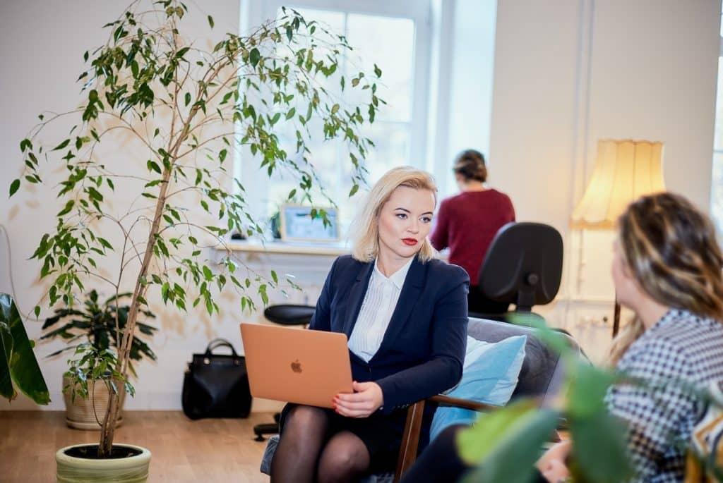 NT brokeris Vilma Urbutė